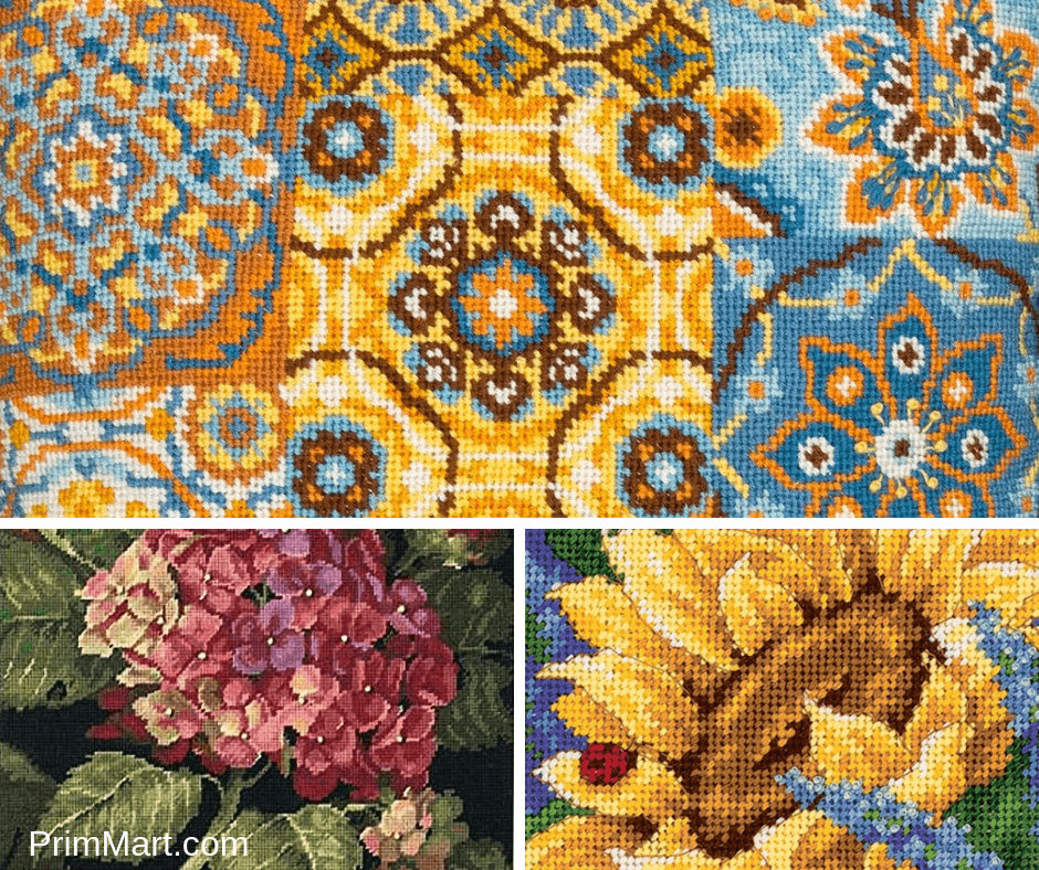 What is needlepoint? Well, one of the most confusing aspects of needlepoint is defining the different terms used in needlework and what sets it apart.