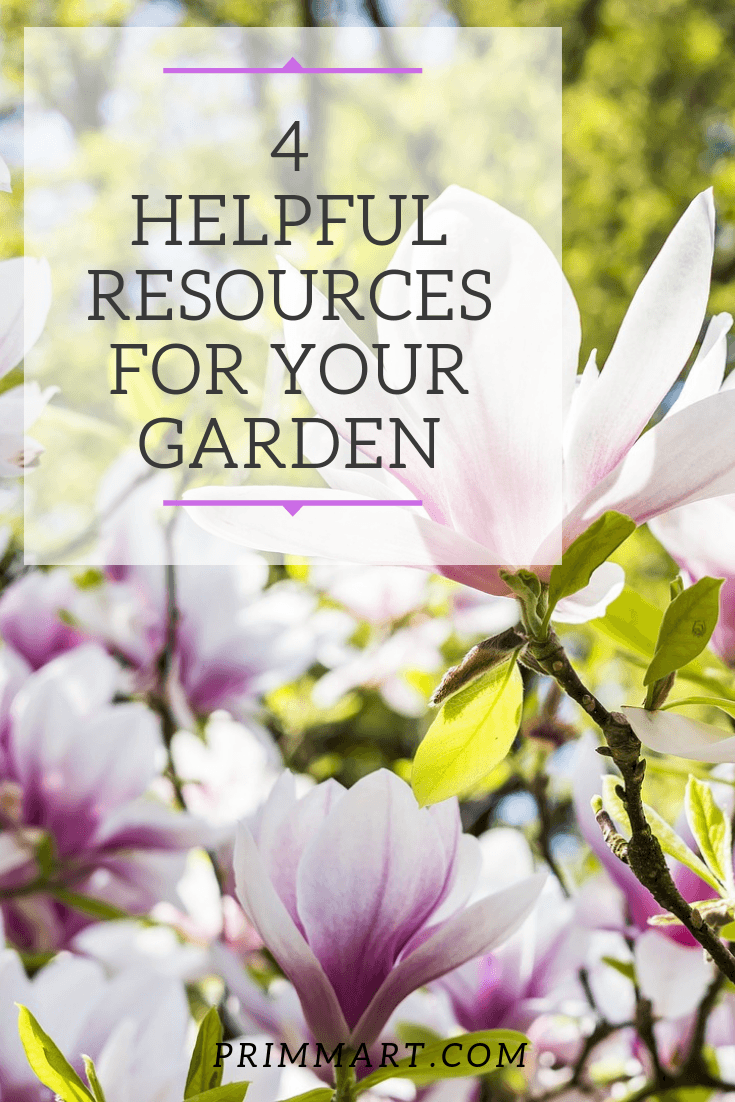 Caring for your garden is a noble way to spend your time as it is a resourceful and even therapeutic activity. We have some helpful resource ideas.