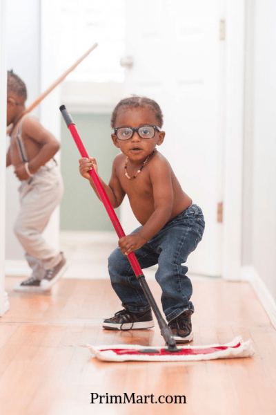 7 Favorite Cleaning Activities for Kids