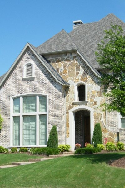 Brick and Stone Exteriors Explained