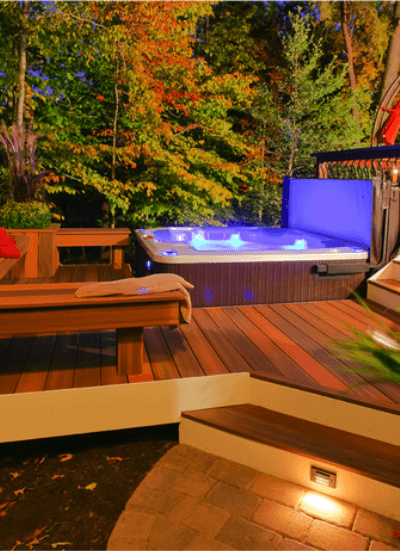 How To Create A DIY Spa Pool At Home