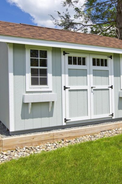 How to Increase the Life Span of Your Wooden Garden Shed and Make It Look Spectacular
