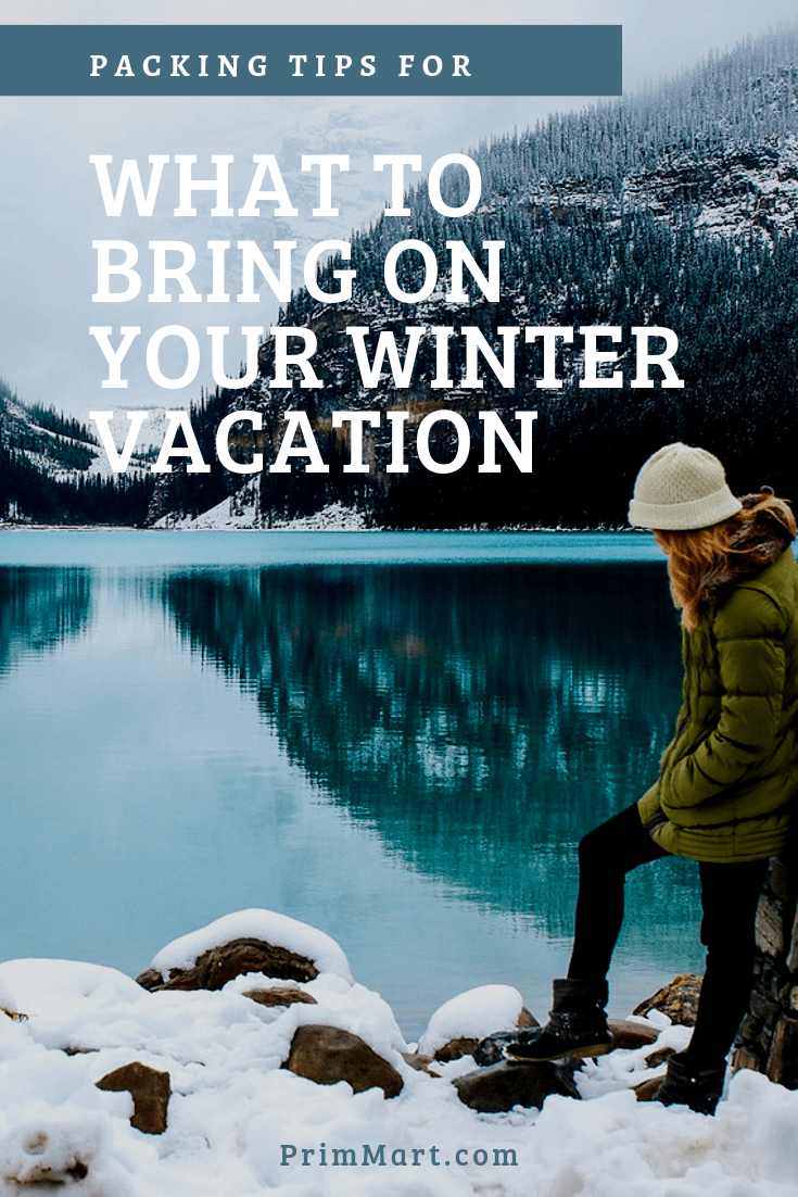 winter vacation clothing tips