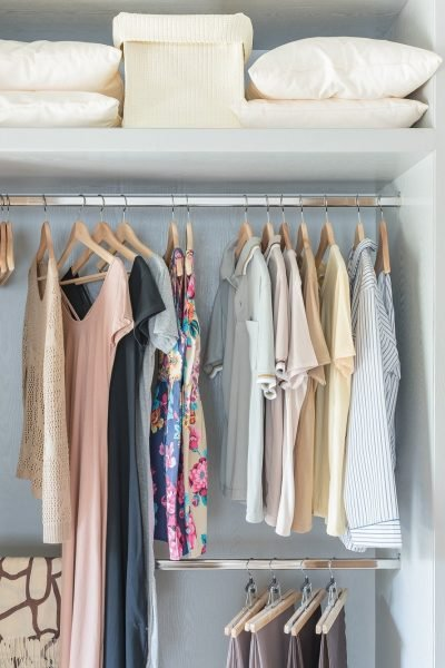 How to Create Your Perfect Custom Closet