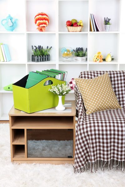 How to Use Vertical Storage in Every Room in Your Home