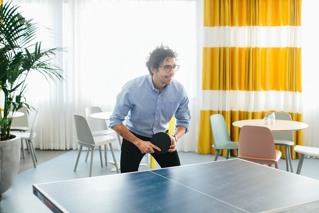 What's The Standard Ping Pong Table Dimensions?