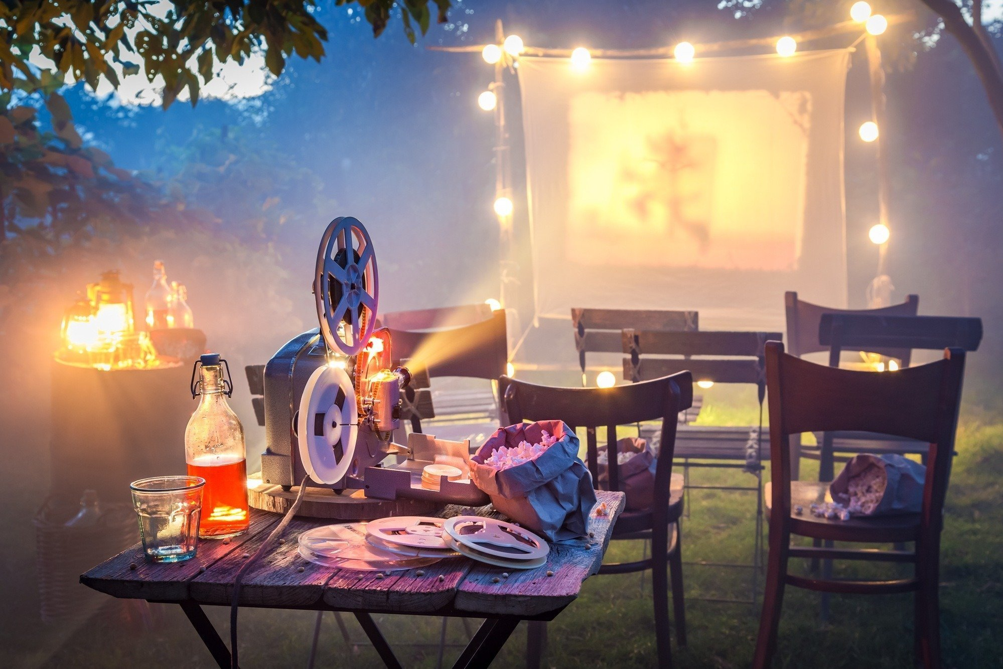 10 Movies You Shouldn't Watch Before Camping