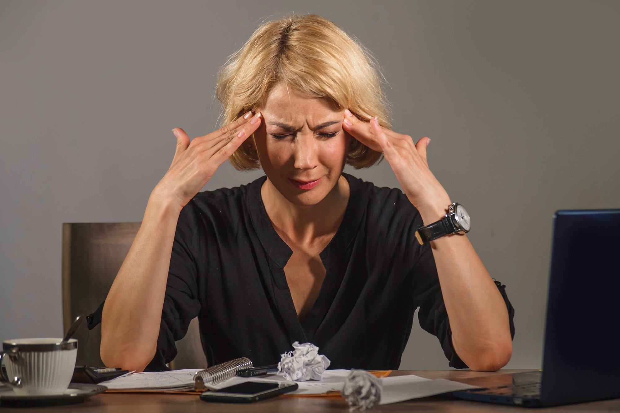 6 Signs of Chronic Stress