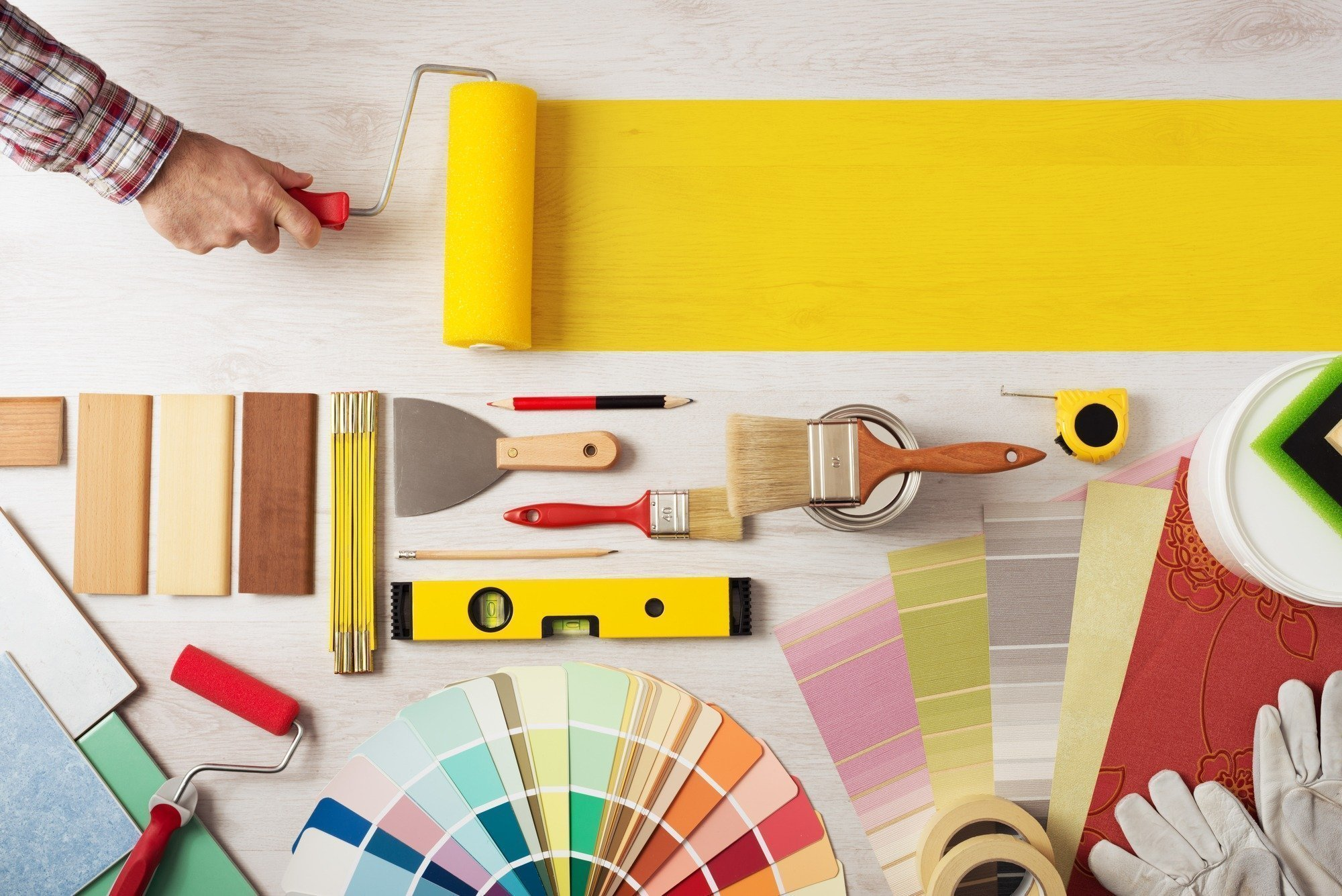 How To Prepare Your Home Before A Professional Painting Project
