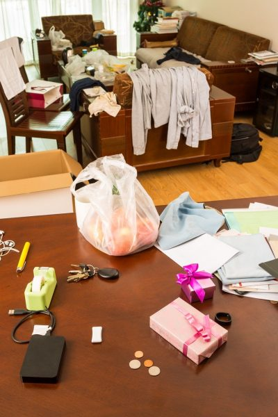 A Slob Comes Clean: How to Become A Tidier Person