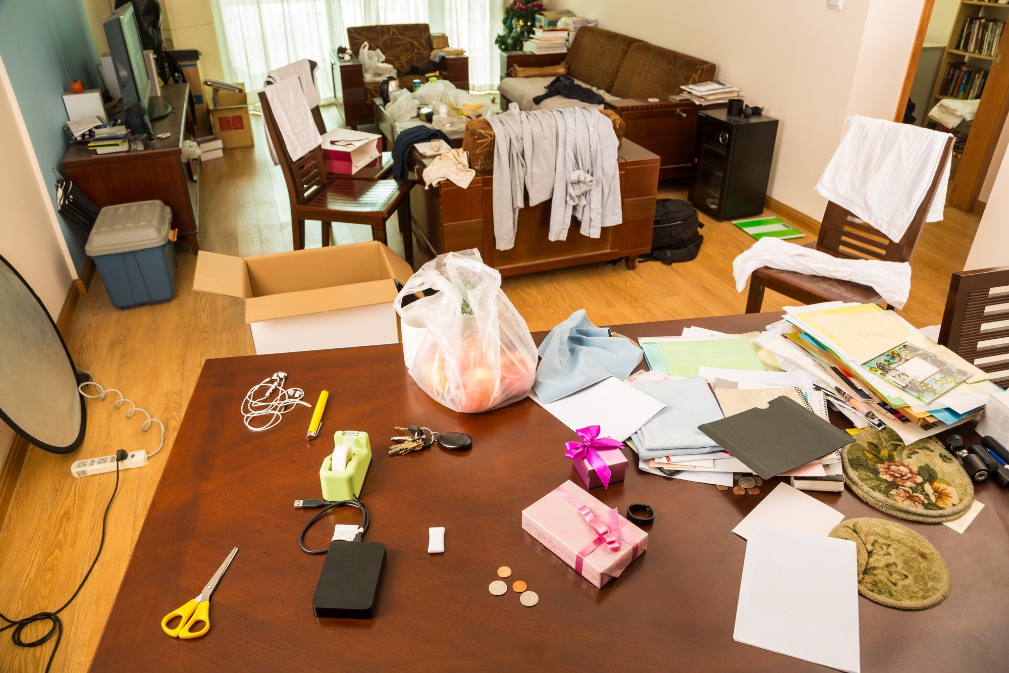 A Slob Comes Clean How to Become A Tidier Person