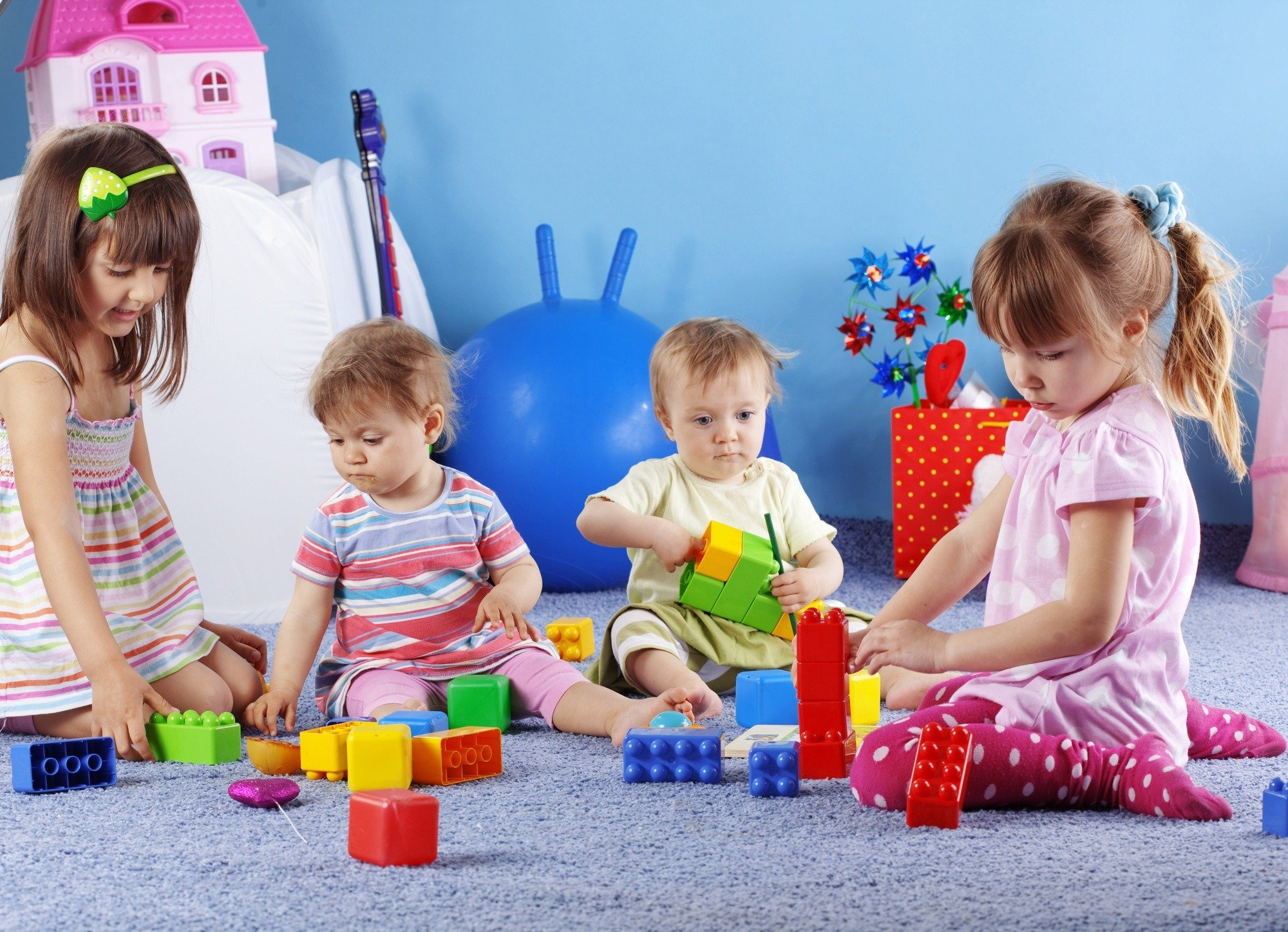 How Toys Influence Your Children's Thinking, Skills and Creativity