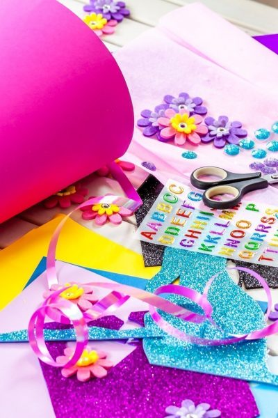 Craft Kits and DIY Ideas While Staying at Home