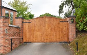 Significance of Keypad Locks for Wooden Gates