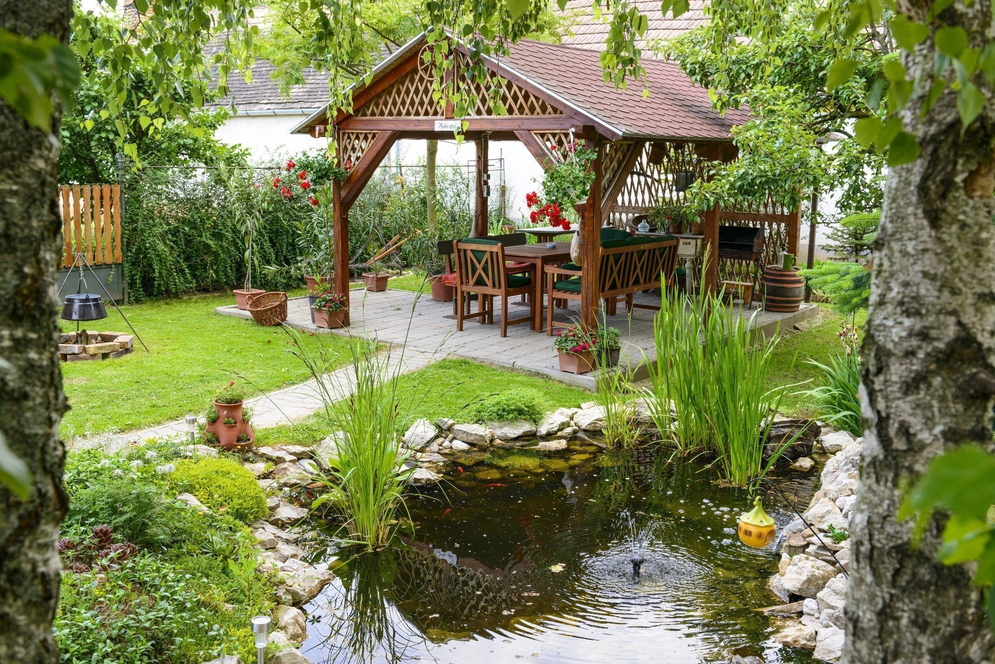 Things to Consider Before Building a Backyard Pond