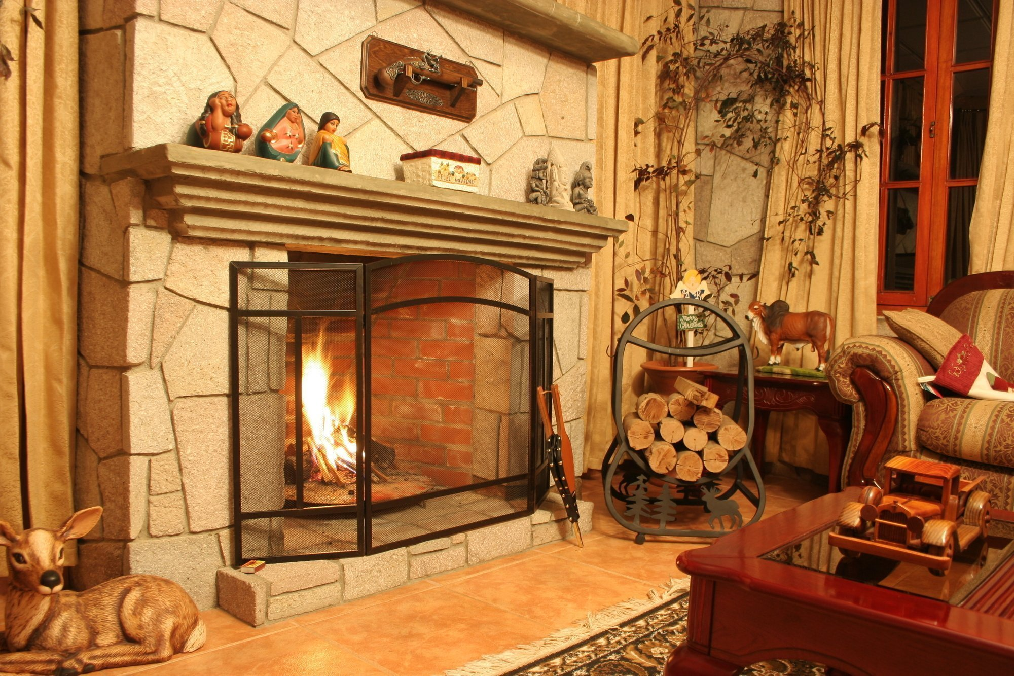 5 Luxurious Ways to Keep Your Home Warm
