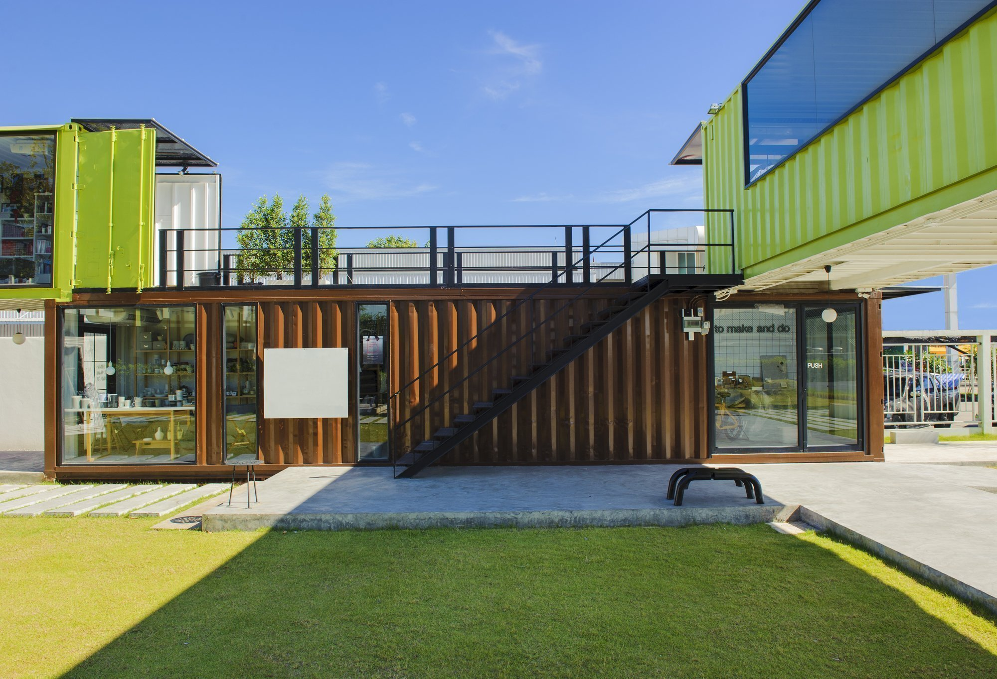 Maintenance Tips For Your Container House