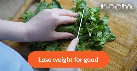 Lose weight for good, take control of your eating habits with Noom