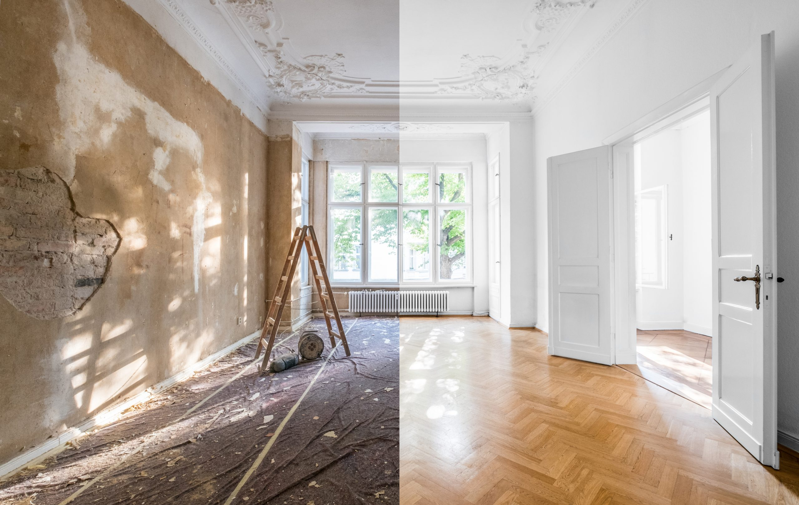 Things To Consider When Doing Home Renovations In An Old House