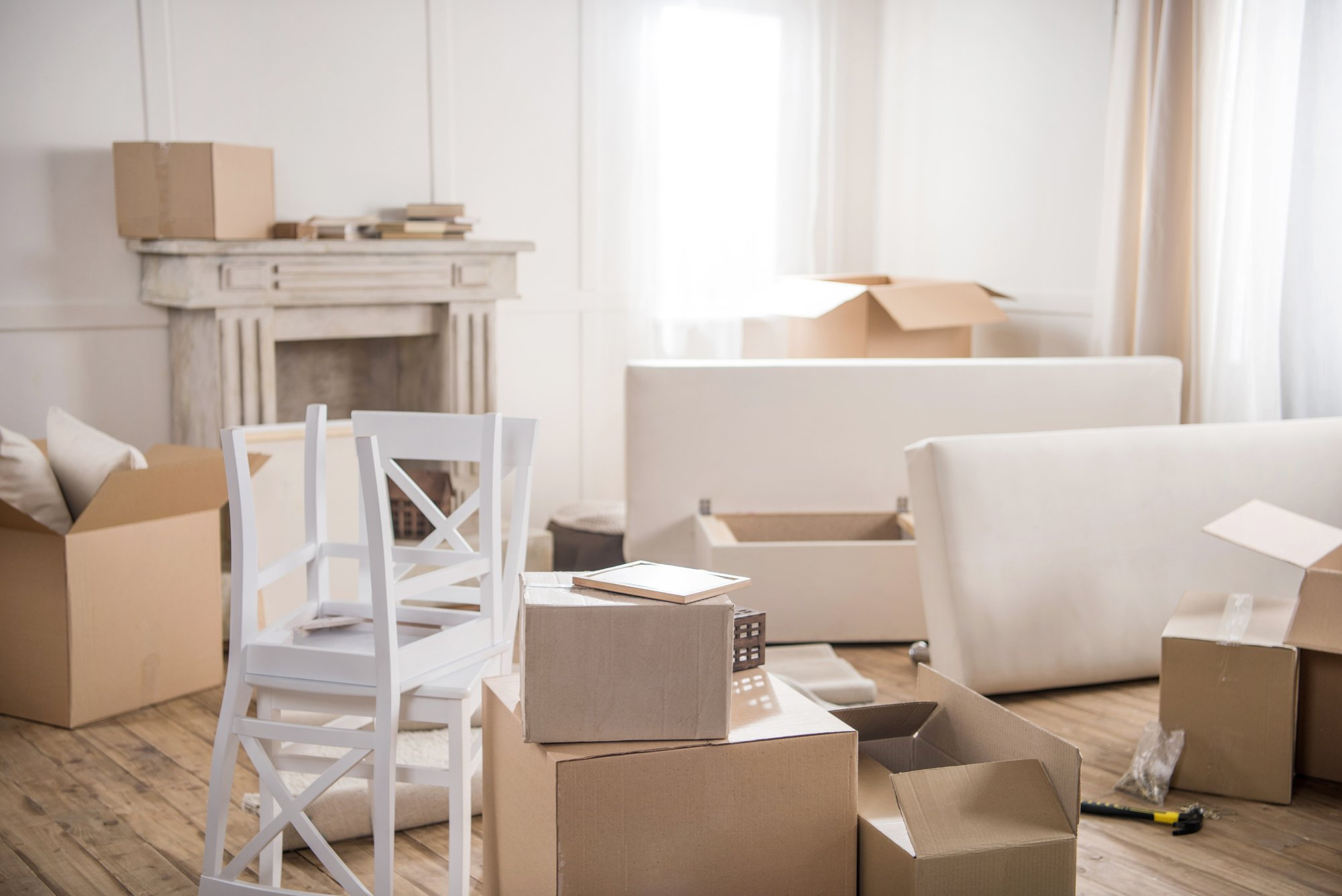 6 Ways to Stay Organized When Moving to a New Home