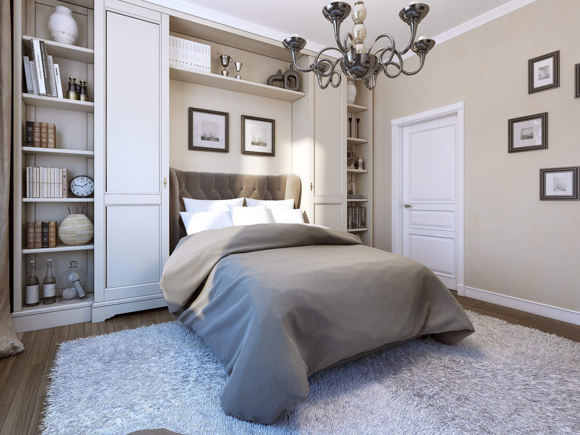 Unlocking the Secrets to a Bedroom that Oozes Sophistication
