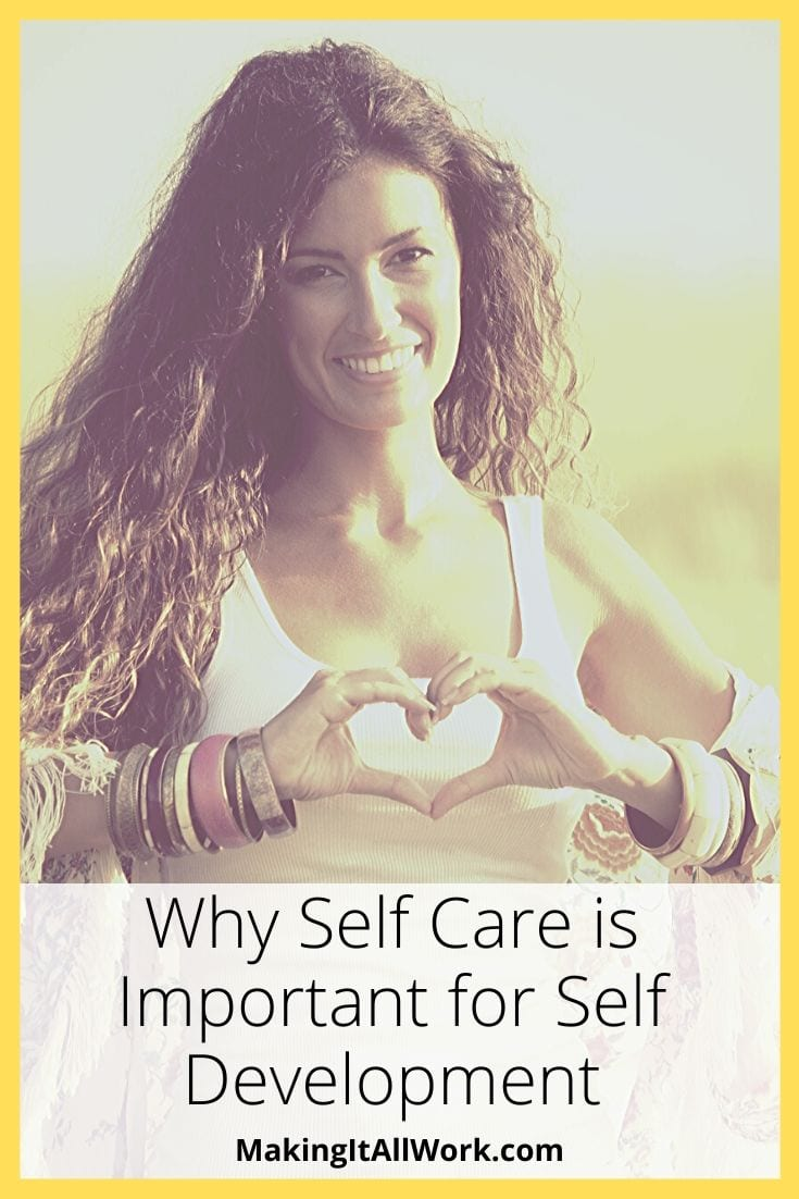 So many of us are looking to be our best selves; we'll look at why self-care is important to personal development and the benefits it delivers.