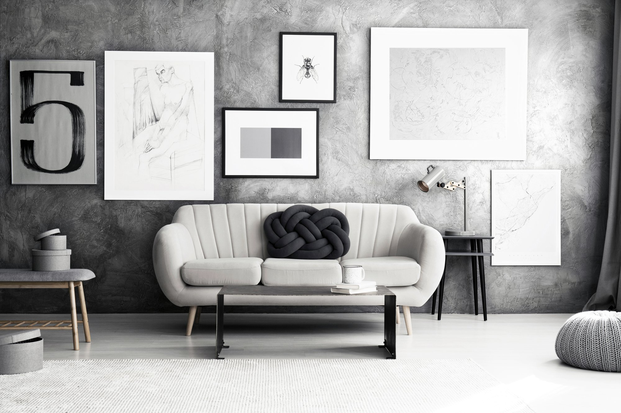 5 Simple Art Wall Ideas For Your Home