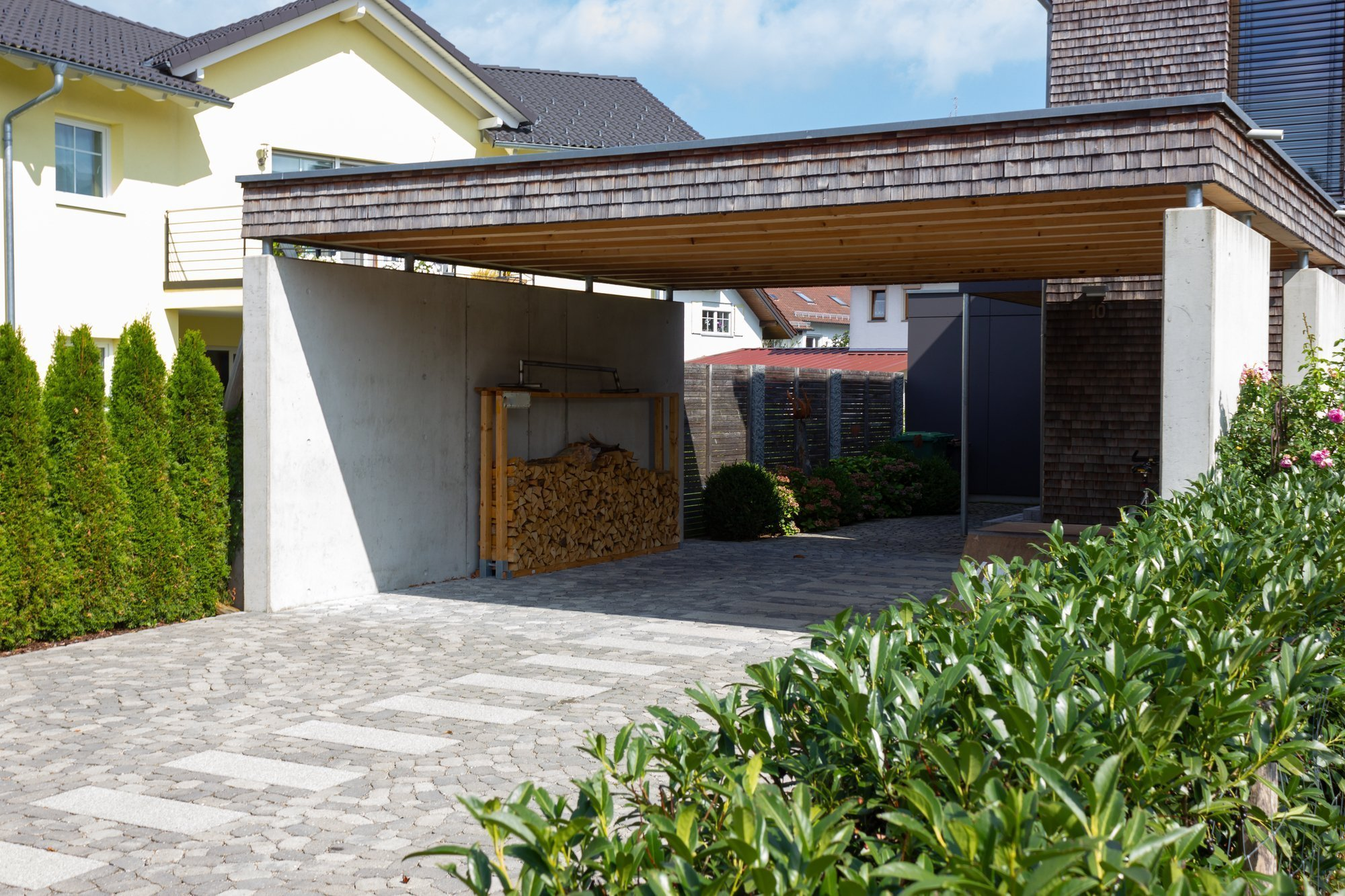 6 Other Creative Uses for Carports