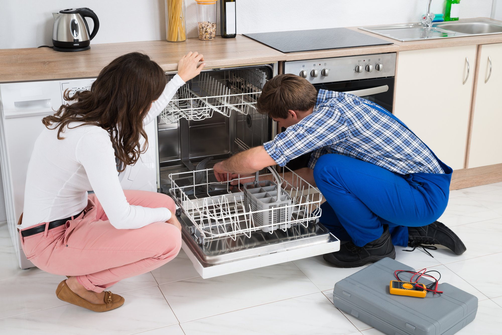Benefits Of Dishwasher Repair Services By Ideaflix
