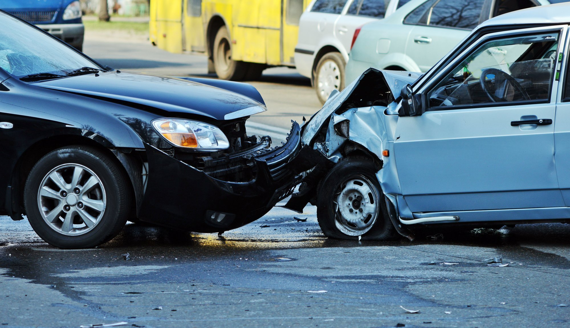 How Is Car Accident Fault Determined