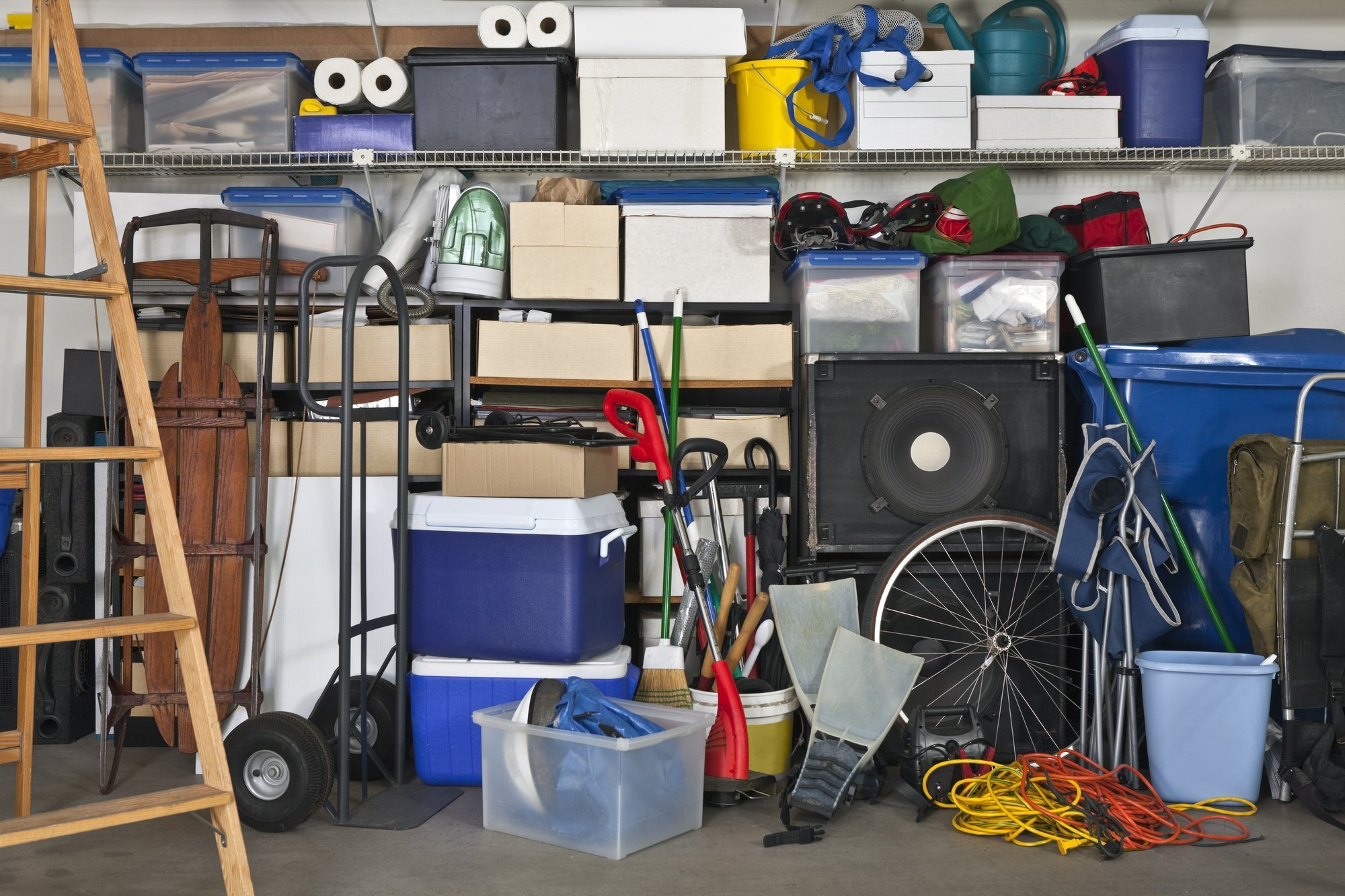 How To Inspect and Do Repairs On Your Own Storage Room