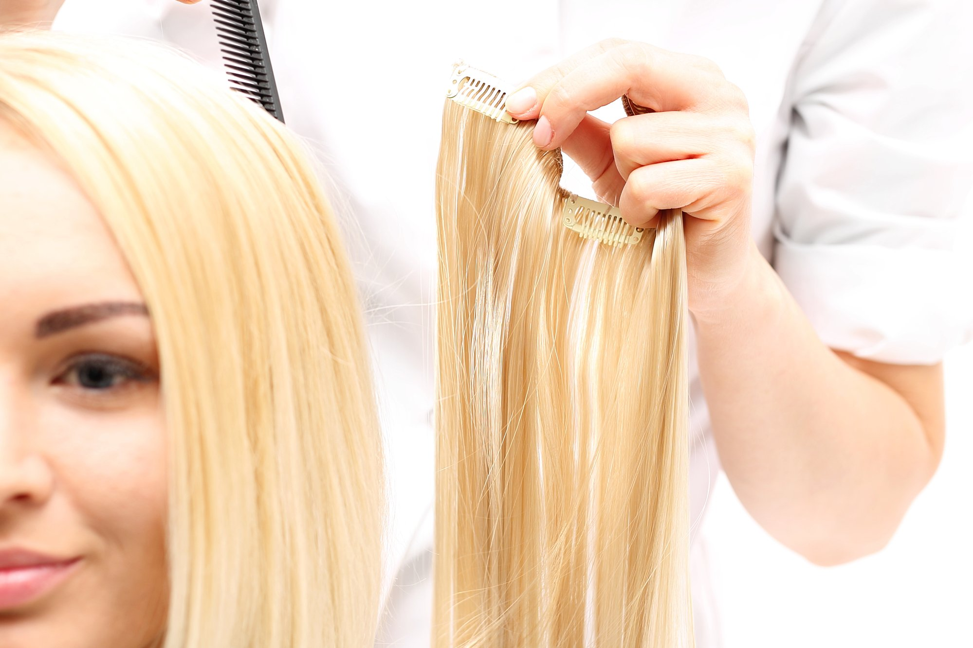 How to Take Care of Your Human Hair Extensions at Home