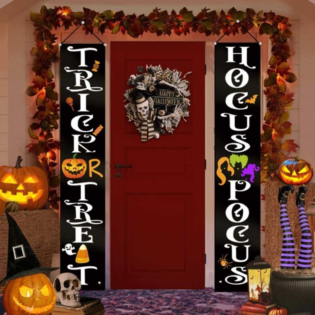 The Best Halloween Porch Decorations