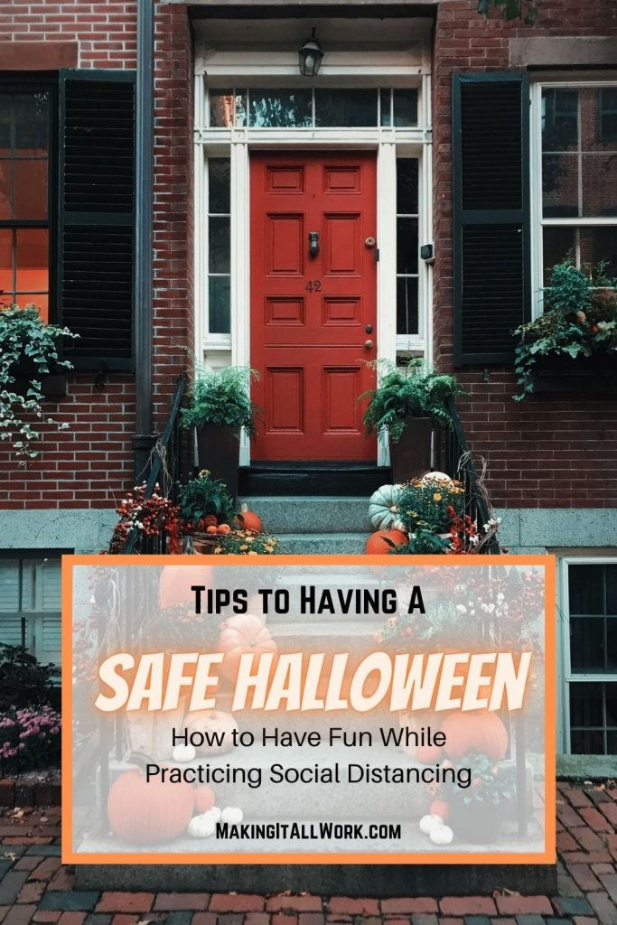 You can still have a blast this Halloween, just take a few extra precautions. Here are a few tips on how to have a safe Halloween this year.