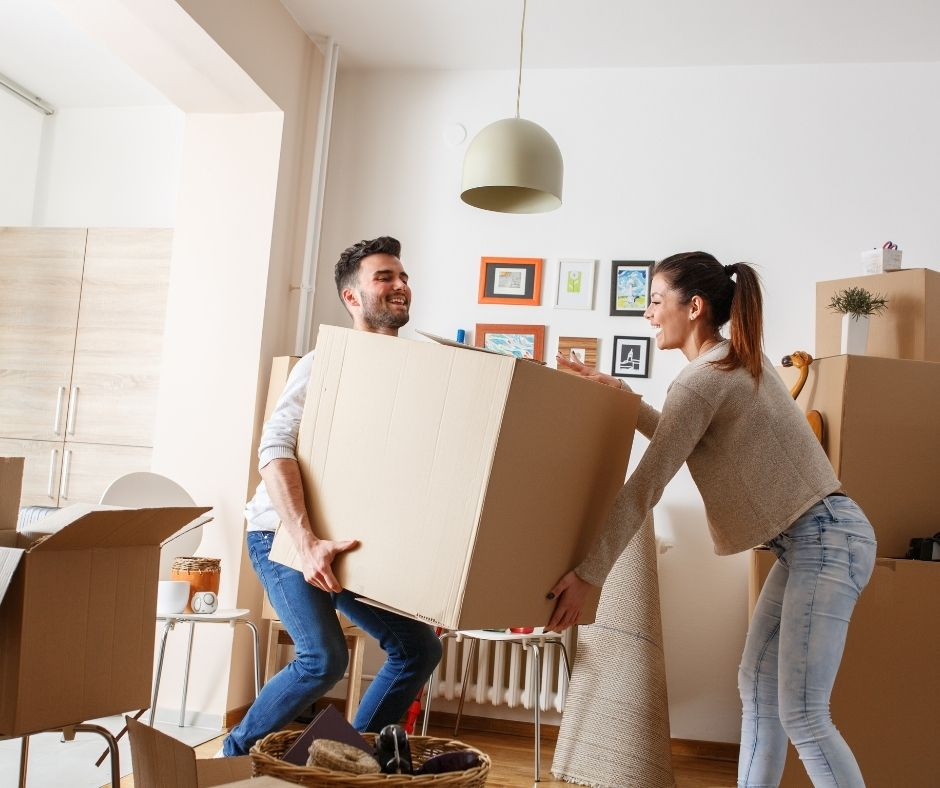 Moving Into A New Home Without The Usual Hassle