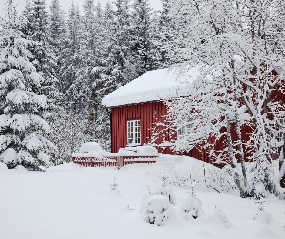 household problems in winter