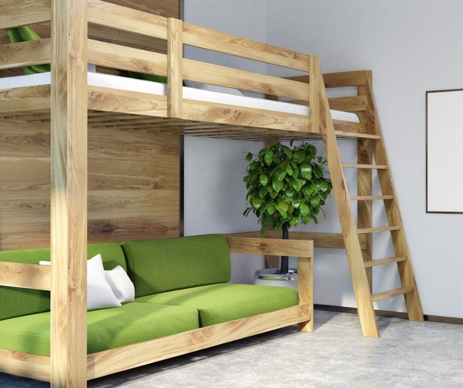 How Loft Beds Can Help You Save Space