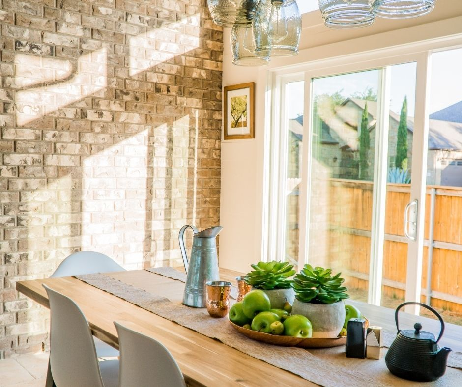 How to Add Some Rustic Charm to Your Dining Room