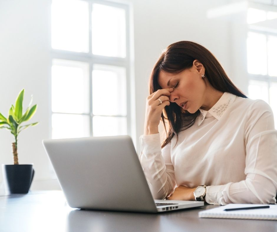 Signs of Stress and Its Physical Impact