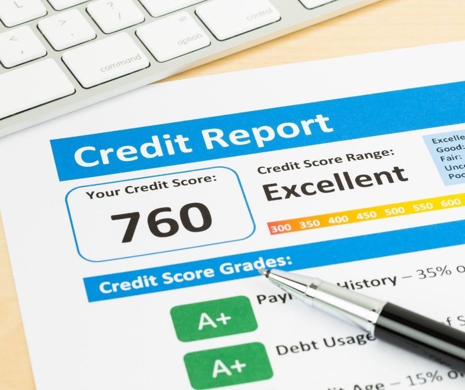 credit score in Canada