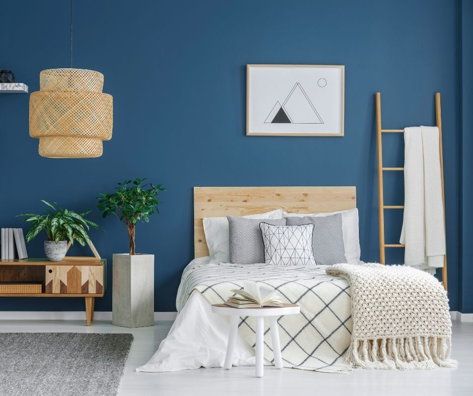 Creating a Bedroom That's All About Comfort