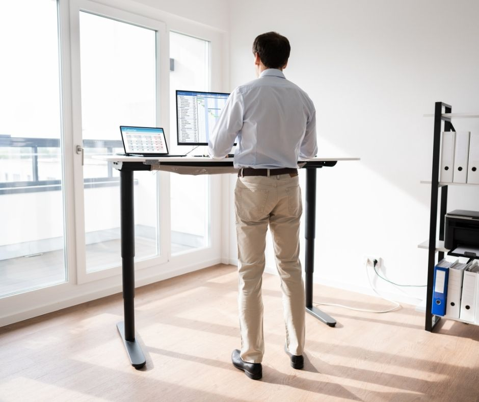 Make Standing Desk as a Part of Your Working Environment