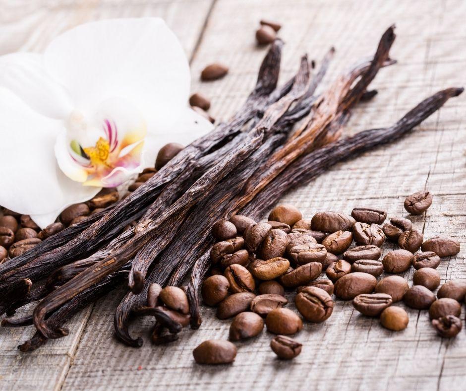 Vanilla & Coffee Beans