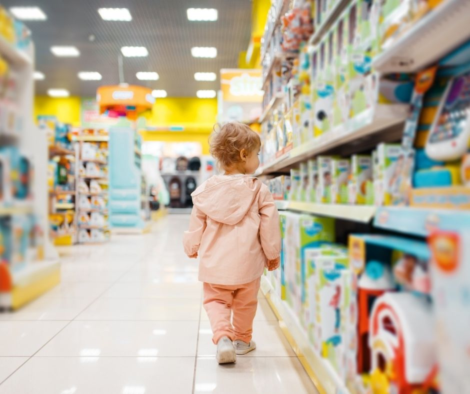 What to Consider When Buying Toys for Children