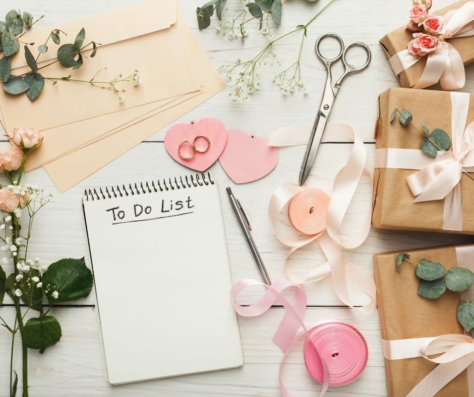 10 Top Tips For Planning An Intimate Wedding