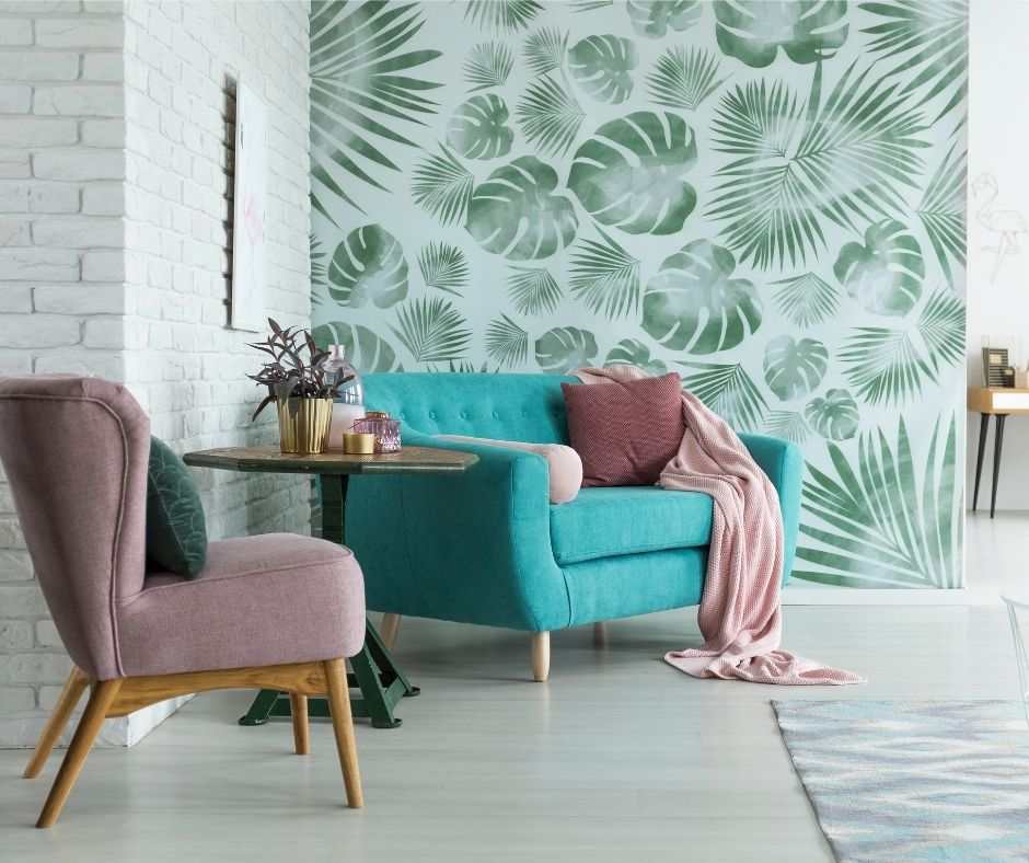 5 Botanical Wallpaper Trends You Are Sure to Love In 2021