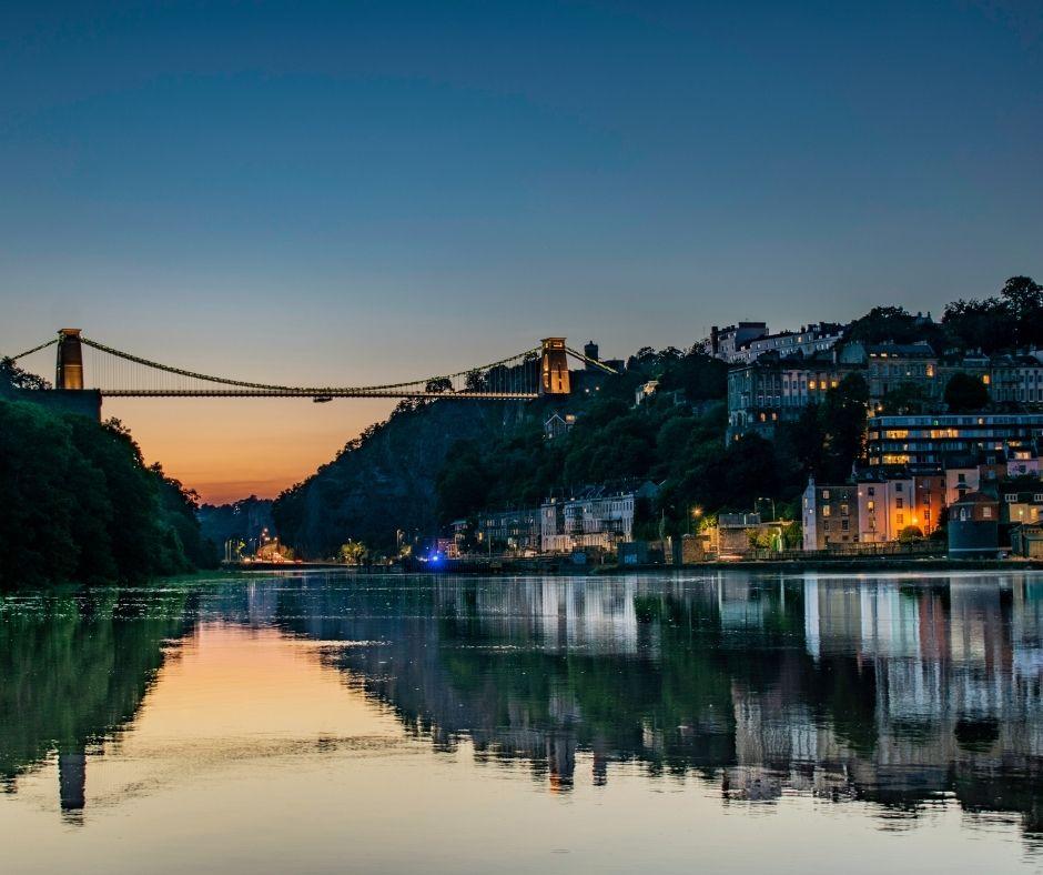 The Best Areas For Walking Around Bristol
