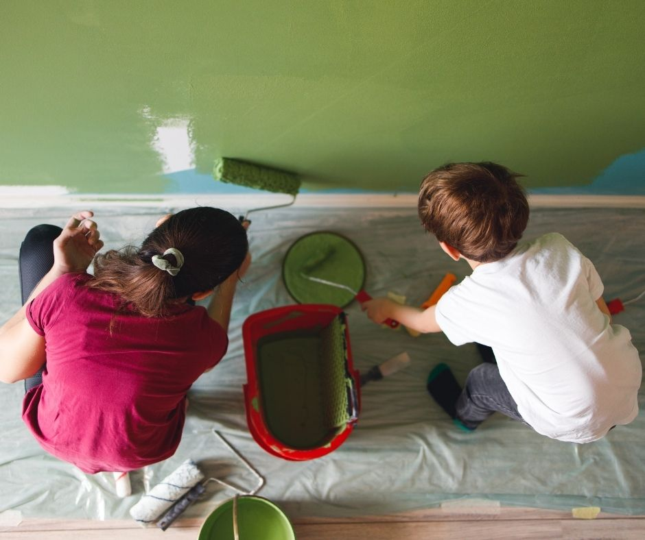 Tips from Professional House Painters for your Next House Painting Scheme