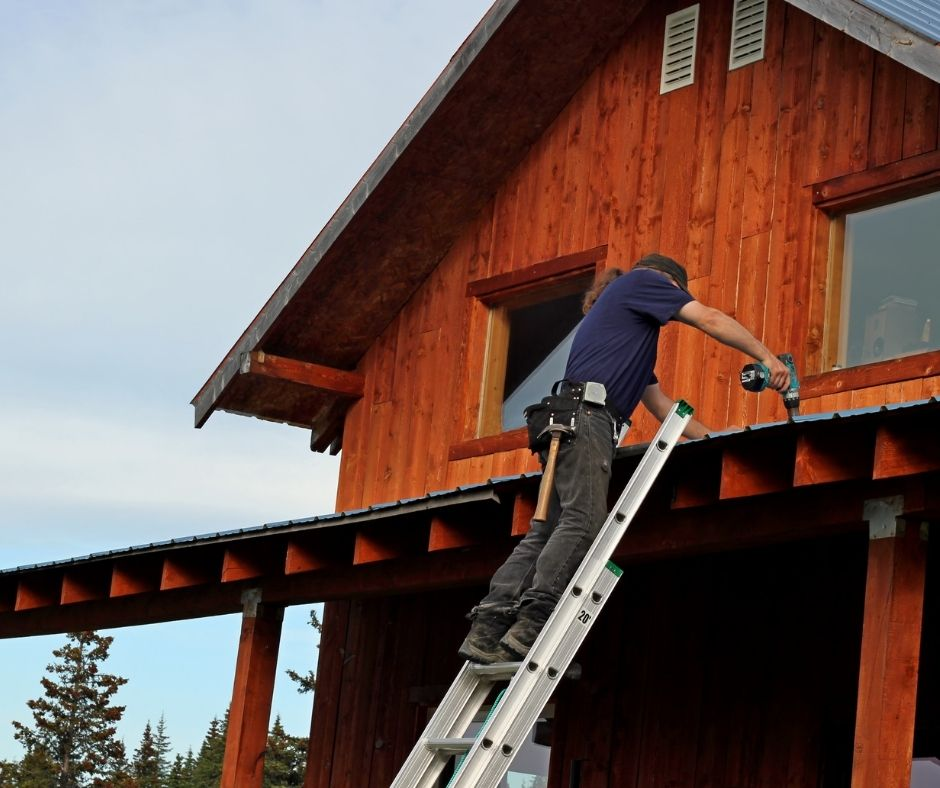 5 Safety Reasons Why Leave the Painting of Your Roof to the Professionals