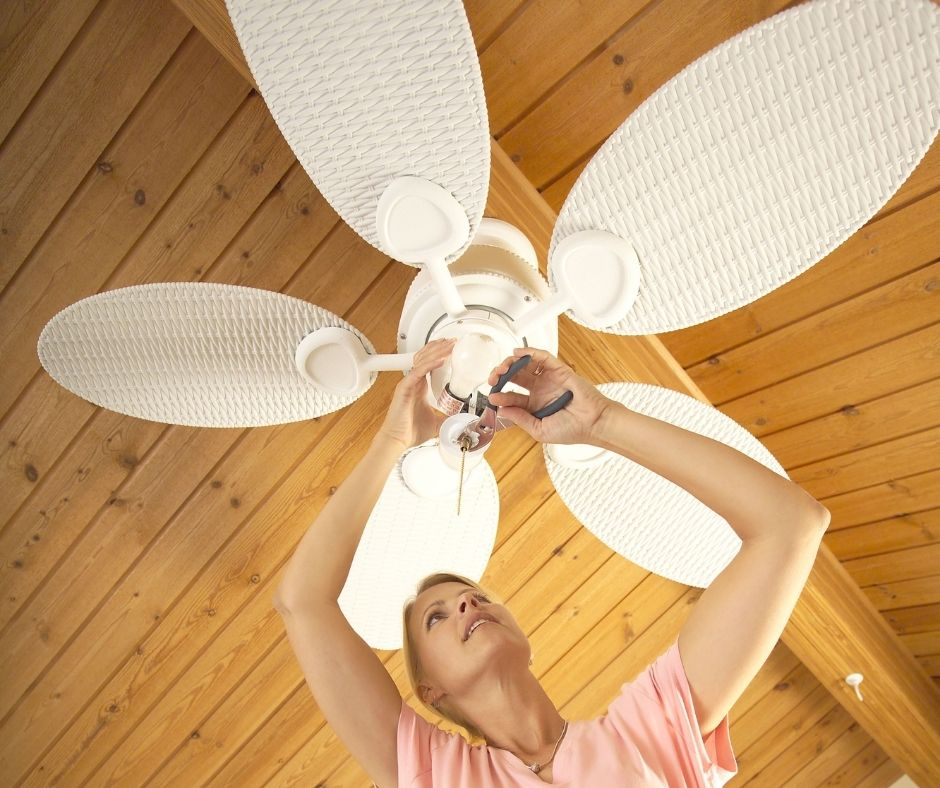5 Steps to Choose the Best Ceiling Fan for a Small Space